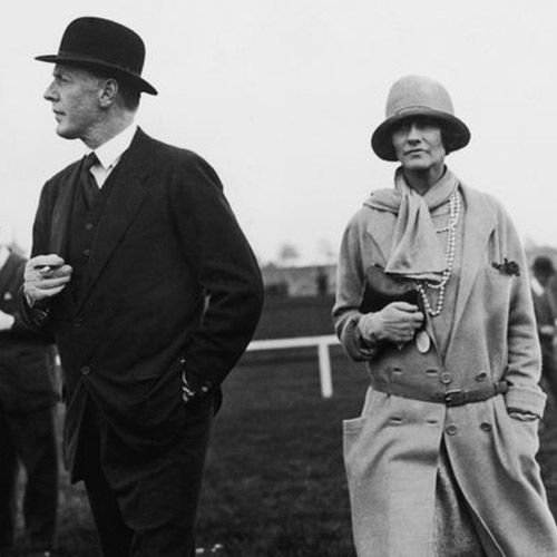 Coco Chanel e Étienne Balsan