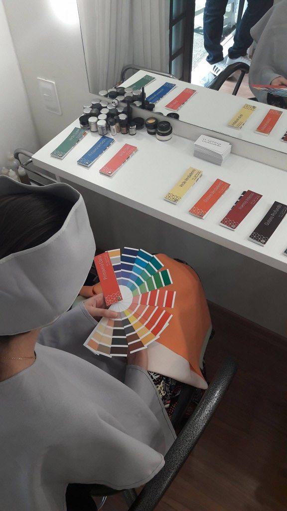 Análise de Coloração