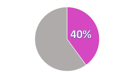 Gráfico 40%