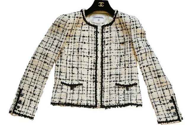 Casaco de Tweed